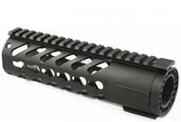 "4/15 KeyMod Key Mod Free Float Rifle 7"" Inch Handguard Rail Mount Y0090-7 from POERY"