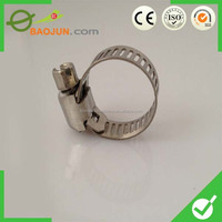 CNG gas pipe hose clamp