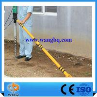 Highway Guardrail Post Pile Drilling Machine HD-03