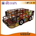 Diapositivas interiores para parque infantil equipos