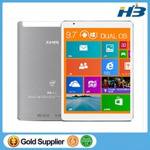 teclast x98 air 3g/ii dual boot Android 4.4 / Win 8.1 9.7 inch Retina Z3736F Quad Core 2GB+64GB WCDMA phone call GPS tablet pc