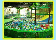 amusement indoor playground for kids with CE.TUV.GS.