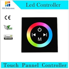 RGB Glass Touch Panel Controller/DC12 ~ 24 v/3 Channels