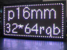 programmable led car sign, P12.5 outdoor single color led scrolling message board led message board modules