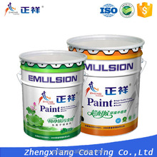 Chinese Manufacturer Top Grade Odorless Interior Wall Latex Emulsion Paint For Building Wall Coating