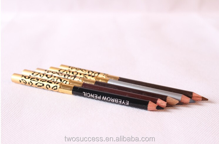 High quality Makeup Brows Double heads automatic Eyebrow Pencil with Eye Brows Brush Waterproof and Long-lasting