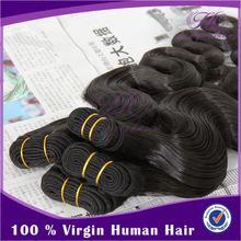 Hight quality Zero waste body weave hair weft