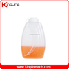 New design 2L round clear plastic milk jug no leaking with lid manufacturers (KL-8015)