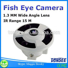 180 Wide angle fish eye cctv camera with P2P, Cctv Ip Camera,Micro Usb Camera