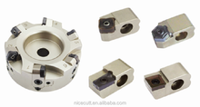 CNC Milling cutters with High quality changeable mills BBMS series