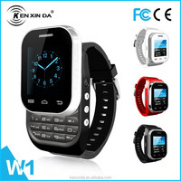 2015 latest cool watch mobile phone Dual sim with bluetooth and CE certificate