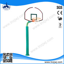 Factory supply movable portable basketball pole height
