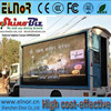 Led display screen outdoor P16 advertising sign board mobile truck led display