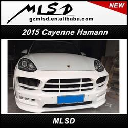 Car spare parts for 2015 cayenn-e body kit