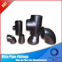 high pressure seamless carbon steel pipe fitting class 3000