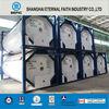 Liquid Cryogenic storage 20ft iso tank container