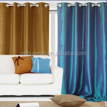 Custom Modern New Design 100% Polyester Window Curtain