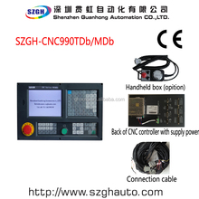 mini 3 axis milling CNC system/CNC milling controller