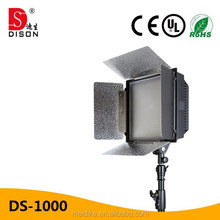 2015 professional camera equipment, 1000w led video light, led 5005 photography video light