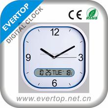2015 DIGITAL WALL CLOCK ET6221A