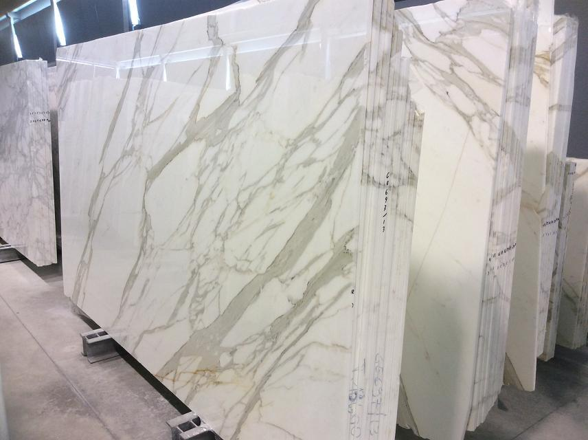 Discount plus mince carrelage calacatta marbre marbre id for De donde sacan el marmol