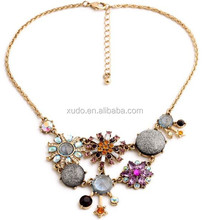 trendy jewelry summer ornaments beautiful necklace ladies jewelry necklace wholesale