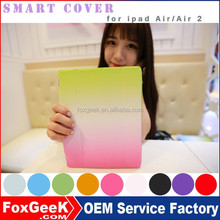 Stand Case With Auto Sleep Feature Leather Case For IPad Case , For Ipad Air Case , For Ipad Mini Case