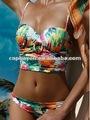 baratos 2014 empuje hacia arriba de bikinis