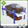 auto car lift/used four post car parking lifter with CE for sale
