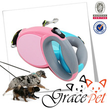 Plastic dog leash / dog lead / retractable leash
