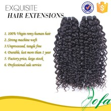 2015 Exquisite real fast delivery bohemian virgin remy loose curl human hair weave