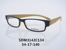 2015 best quality Acetate wooden optical frame