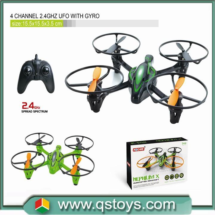 Meglio volare stabilità! Koome 2.4g 4ch elica rc quadcopter, rc drone per principianti, mini droni