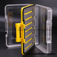 Waterproof in stock plastic fly fishing box