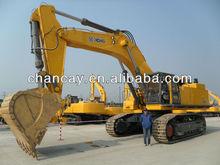 Excavadora sobre orugas xcmg xe900c para equipo pesado/hecho china baratos excavadora para la venta