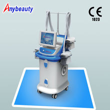 Vertical freeze fat cryolipolysis slimming / weight loss / body shaping machine