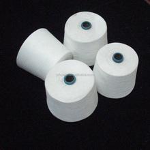 China manufacturer 100%polyester spun yarn 2015