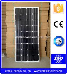 OEM available pv modules price per watt Mono 130w solar panels for sale