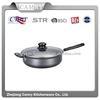 carbon steel saute pan cookware