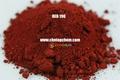 Más oscuro alta polarizado fuerza pigmento rojo óxido de hierro rojo 190