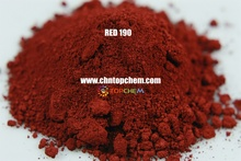 Iron Oxide Red 190 Darker Shade High Tinting Strength Red Pigment for Paint & Coating