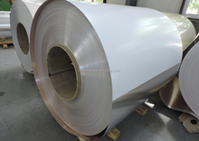 color coated aluminum coil price list