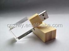 usb bulk cheap unique design hot sales wood usb flash drive for gifts bamboo crystal usb flash disk custom logo