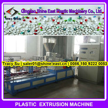 Plastic parallel twin screw masterbatch production machines