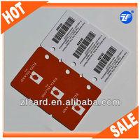 High quality 125KHz keychain business cards
