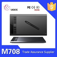 UGEE M708 inexpensive LCD writing graphic tablet