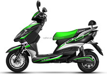 800W Electric Scooter Electric bike green