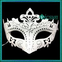 PVC-055 Yiwu Caddy Wholesale hot sale halloween venice princess prince masquerade masks buy cheap, party pvc mask