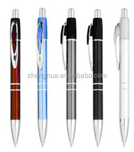 Advertisement Promotion Logo Printing Ball Pen Cheap Metal Ball Point Pen