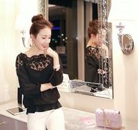 Wholesale Custom OEM women formal designs design for formal pictures lycra long sleeve women tank top blouses shirts